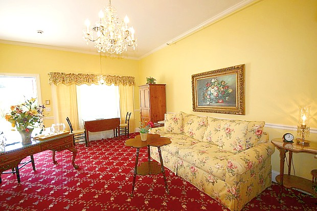 Suite 205 Common Area
